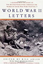 World War II Letters: A Glimpse into the…