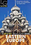 O&#39;Brien, Jennifer Anne: Let&#39;s Go 2003 Eastern Europe