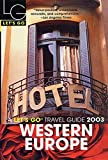 Wewet, Brianna, M.: Let&#39;s Go 2003 Western Euorpe