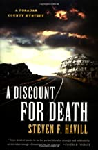 A Discount for Death by Steven F. Havill