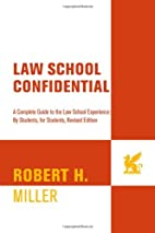 Law School Confidential (Revised Edition): A…