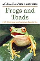 Frogs and Toads by Dave Showler