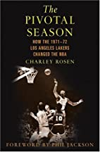 The Pivotal Season: How the 1971--72 Los…