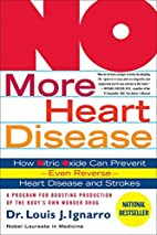 NO More Heart Disease: How Nitric Oxide Can…