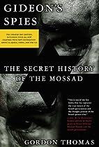 Gideon's Spies: The Secret History of…