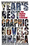 Preiss, Byron: The Year's Best Graphic Novels, Comics, and Manga