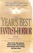 The Year's Best Fantasy and Horror:…
