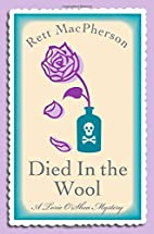 Died in the Wool (Torie O'Shea…