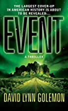 Event: A Novel (Event Group Thrillers) by…