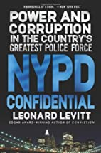 NYPD Confidential: Power and Corruption in…
