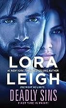 Deadly Sins by Lora Leigh