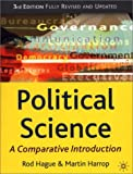 Harrop, Martin: Political Science: A Comparative Introduction