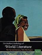 Bedford Anthology of World Literature Pack B…