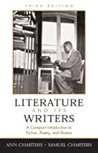 Literature and Its Writers: A Compact…