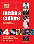 Media and Culture Fourth Edition 2005…