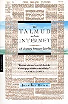 The Talmud and the Internet: A Journey…