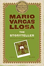 The Storyteller: A Novel by Mario Vargas…