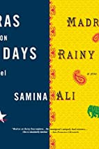 Madras on Rainy Days by Samina Ali