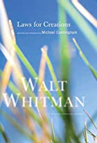 Laws for Creations by Walt Whitman