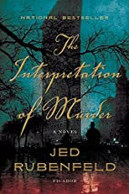 The Interpretation of Murder by Jed…