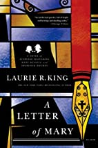 A Letter of Mary: A Novel of Suspense…