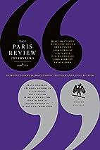 The Paris Review Interviews IV by The Paris…