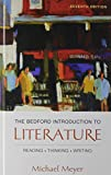 Meyer, Michael: Bedford Introduction to Literature 7e and Comment
