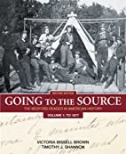 Going To The Source: The Bedford Reader In…