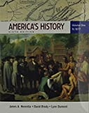 Henretta, James A.: America's History 6e V1 & Documents to Accompany America's History 6e V1