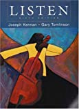 Kerman, Joseph: Listen 6e paper & 6 CD set to Accompany Listen 6e