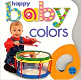 Priddy, Roger: Happy Baby Colors