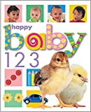 Priddy, Roger: Happy Baby 123