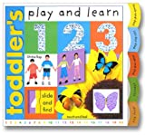 Priddy, Roger: Toddler&#39;s Play and Learn 1, 2, 3