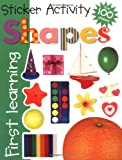 Priddy: Sticker Activity Shapes