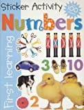 Priddy: Sticker Activity Numbers
