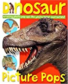 Picture Pops Dinosaur by Roger Priddy