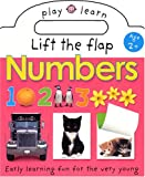 Priddy, Roger: Lift The Flap Numbers
