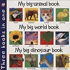 3 in 1: My Big Animal,World,Dinosaur by…