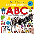 Sticker Activity ABC (Sticker Activity Fun)…
