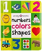 First 100 Soft to Touch Numbers, Shapes and…