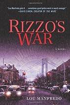 Rizzo's War by Lou Manfredo