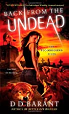 Back from the Undead (The Bloodhound Files,…