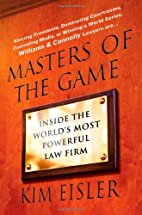 Masters of the Game: Inside the World's…
