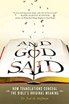 And God Said: How Translations Conceal the…