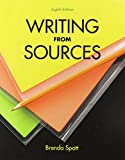 Spatt, Brenda: Writing From Sources 8e & Easy Writer 4e with 2009 MLA and 2010 APA Updates & MLA Quick Reference Card & APA Quick Reference Card