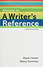 Exercises for A Writer's Reference Compact…