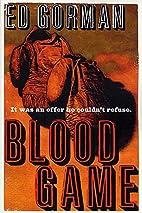 Blood Game by Ed Gorman