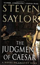 The Judgment of Caesar by Steven Saylor