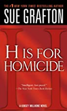 H is for Homicide (Kinsey Millhone…
