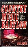 Rovin, Jeff: Country Music Babylon
